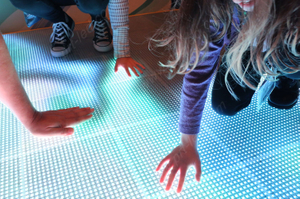 P10.417 Full Color LED Dance Floor